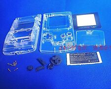 Mt Transparent Replacement Housing Shell Case Parts f Nintendo GBC Gameboy Color