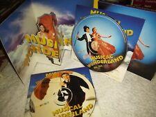 Musical Wonderland Spec Ed Pop Up 2 CD Set Bonus Tracks Classic Musicals