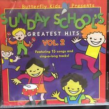 Butterfly Kids Presents: Sunday School's Greatest Hits Vol. 2 by Butterfly...