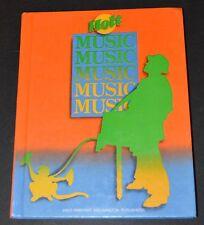 Music Textbook Hardcover Level 4 Holt, Rinehart and Winston Elementary