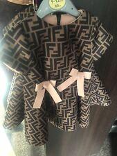 Baby Girl Fendi New Season Dress