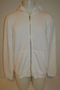 ATM Man's Full Zip Up Premium Sweatshirt Jacket NEW  Size Large  Retail $225