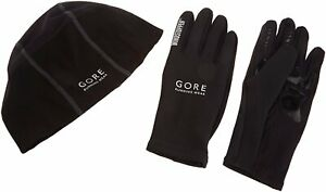 GORE Magnitude Kite Beany & Gloves Gr. 8 Windstopper Set Mütze und Handschuhe