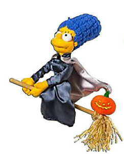 Rare Flying Witch Marge - Simpsons dolls, Halloween Stuff Applause NEW