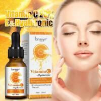 Vitamin C Serum Hyaluronic Acid Moisturizing Anti Aging Facial Vitamin Skin Care