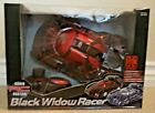 RADIO CONTROL BLACK WIDOW RACER CAR FULL FUNCTION R/C EXCITE *NEW*