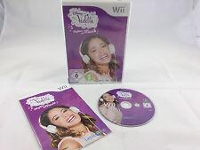 Disney Violetta Rhythmus und Musik Nintendo Wii 2015 DVD Box (Wii/126)