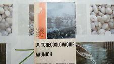 LA TCHÉCOSLOVAQUIE D'AVANT MUNICH / LÉON NOEL  / 1982