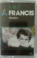 Mike Francis-Classics Cassette Tape SEALED Rare Philippines