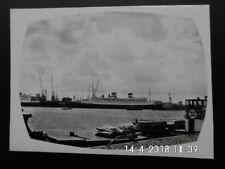 Rotterdam - Wereldhaven 2 - Jaarlijks - s/w Ansichtskarte Schiff Hafen - ca60erJ