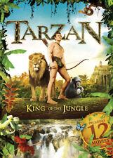 Tarzan Collection [New DVD] Full Frame, Slim Pack, 2 Pack