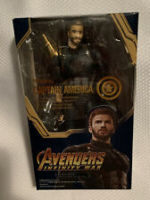 Authentic Tamashii SH Figuarts Marvel Avengers Infinity War Captain America