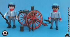 GATLING GUN 100x100 HISTORICA ZULU BOER SUDAN WESTERN ACW PLAYMOBIL MITRALLEUSE