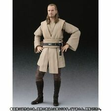 Bandai s.h. figuarts star wars: qui-gon jinn japan version