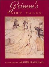 Grimm's Fairy Tales By Jacob Grimm,Wilhelm Grimm,Arthur Rackham