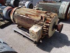800 HP General Electric AC Electric Motor 1800 RPM Fr 5013S TEFCBB 2300 V EOK