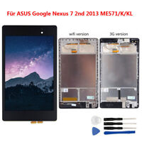 For ASUS Google Nexus 7 2013 2nd FHD ME571 ME571K LCD Touch Screen Display RHN02