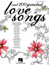 CMT's 100 Greatest Country Love Songs (2005, Paperback)