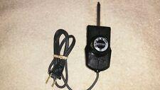 Presto Heat Temp Control Power Plug 0690003 For Electric Skillet / Griddle 1500W