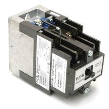 Eaton Cutler-Hammer D26MRD40W1 Type M Relay, 48VDC Coil