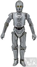 Star Wars: The Legacy Collection 2008 U-3PO (SILVER) (BUILD-A-DROID) - Loose