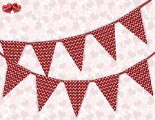 Usted es perfecto día de San Valentín temática Banderas Banner Bunting por Decoración de fiesta de 15