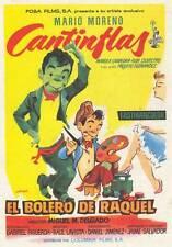 BOLERO DE RAQUEL, EL Movie POSTER 27x40 Spanish C