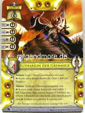 Warhammer Invasion - 1x Eltharion der Grimmige  #002 - Morgenrot