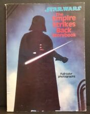 Star Wars: The Empire Strikes Back Storybook 1980
