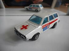 Guisval Renault 12 TS Ambulance in White