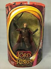 The Lord Of The Rings King Theoden The Two Towers Action Figure Toy Biz NEW
