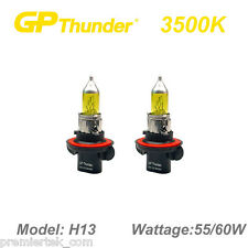 GP-Thunder 3500K Gold Xenon Headlight Light Halogen Bulb H13 9008 55/60W