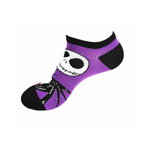 The Nightmare Before Christmas Socks Jack Skellington Sally Halloween Gift 1 Pr