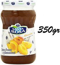 Santa Rosa Aprikose Marmelade Konfitüre Brotaufstriche aus Italien 350 g