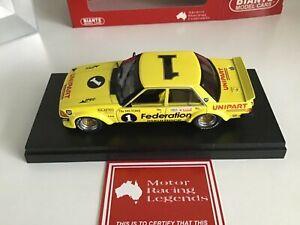 1/43 Ford Falcon XD Moffat/Fitzpatrick 1980 Bathurst 1000 Biante