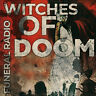 "WITCHES OF DOOM ""Funeral Radio"" CD - Gothic Doom Metal (SEALED)"