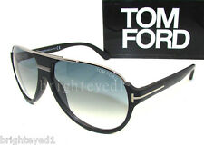 Authentic TOM FORD Dimitry Aviator Sunglasses FT 334 - 02W *NEW*