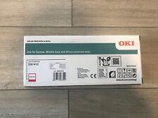 OKI Original Toner Magenta 46507622 ES7412 OVP mit Rechnung
