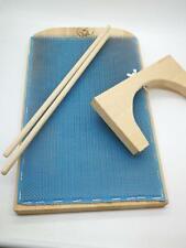 Wollschaaarfes Blending Board mit variablem Fuß
