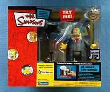 BE SHARP CENTENNIAL DR. DOLITTLE EXCLUSIVE THE SIMPSONS WOS PLAYMATES FIGURE