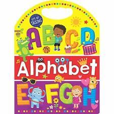 Alphabet (Handle Board) [Board book] - Board Book NEW Publishing, Rai 01/01/2019