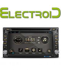"AUTORADIO 2 DIN ANDROID XTRONS TD626AB 6.2"" DVD TOUCH GPS BT USB SD MP3 MIRRORIN"