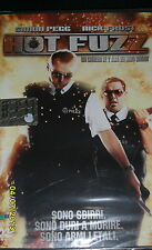DVD - HOT FUZZ (Pegg/Frost) * Sigillato e perfetto*