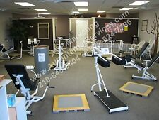 Complete Set of Formerly Curves Workout Exercise Equipment