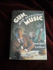 Jonathan Lethem - GUN, WITH OCCASIONAL MUSIC - 2nd