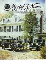 "1929 Town Sedan - Model ""A"" News Official Publication Vol.31 NO.2 1984"
