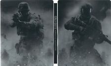 CALL OF DUTY INFINITE WARFARE STEELBOOK PS4 & XBOX ONE (NO GAME) - NEW