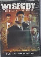 WISEGUY - FIRST SEASON VOLUME 1  KEN WAHL 10 EPISODES NEW DVD