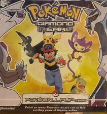 Pokemon Pokeball Flip Game