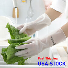 Gloves For Dish Washing Kitchen Pet Scrubber Cleaning